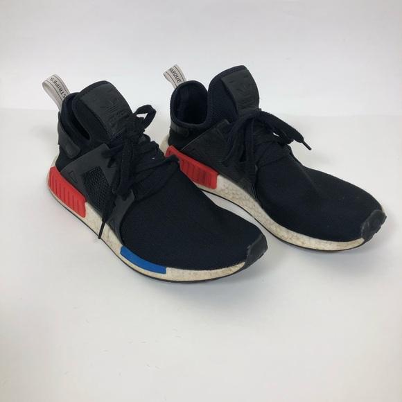 Adidas Shoes Boost Nmd Xr1 Og Primeknit Tricolor Sneaker Poshmark